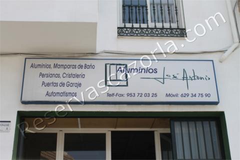 Aluminios Jose Antonio