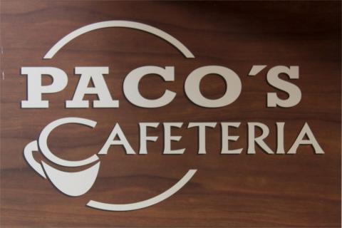 Cafeteria Pacos