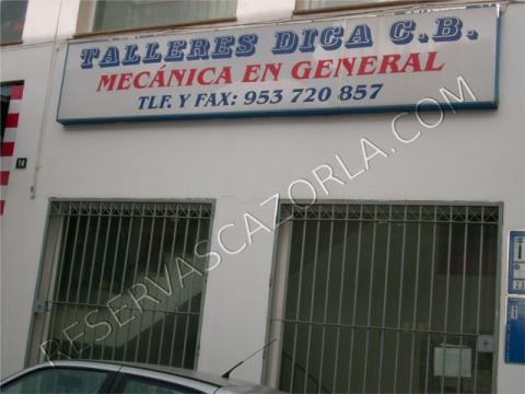 Talleres Dica