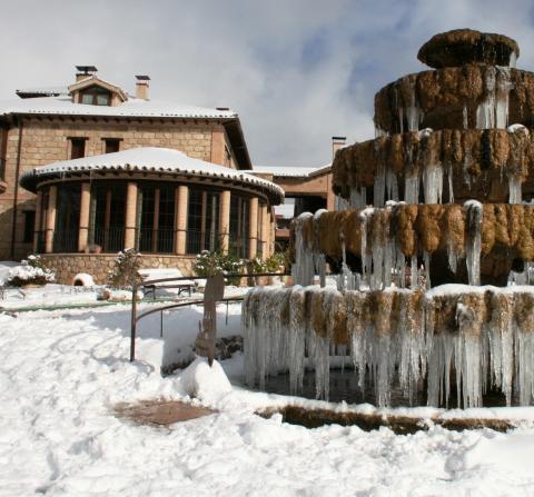 Hotel 4* Spa Coto del Valle