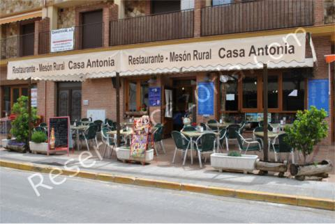 Mesón Rural Casa Antonia