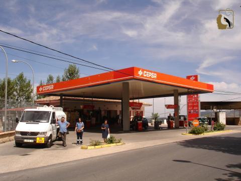 Gasolinera Burunchel
