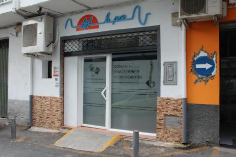 Fisioterapia La Paz