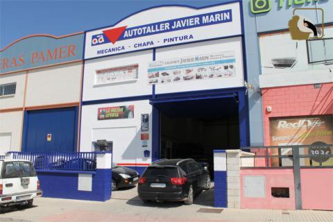 Autotaller Javier Marin