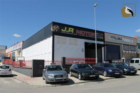 J.R. Motor