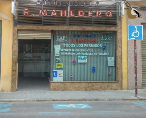 Autoescuela R. Mahedero