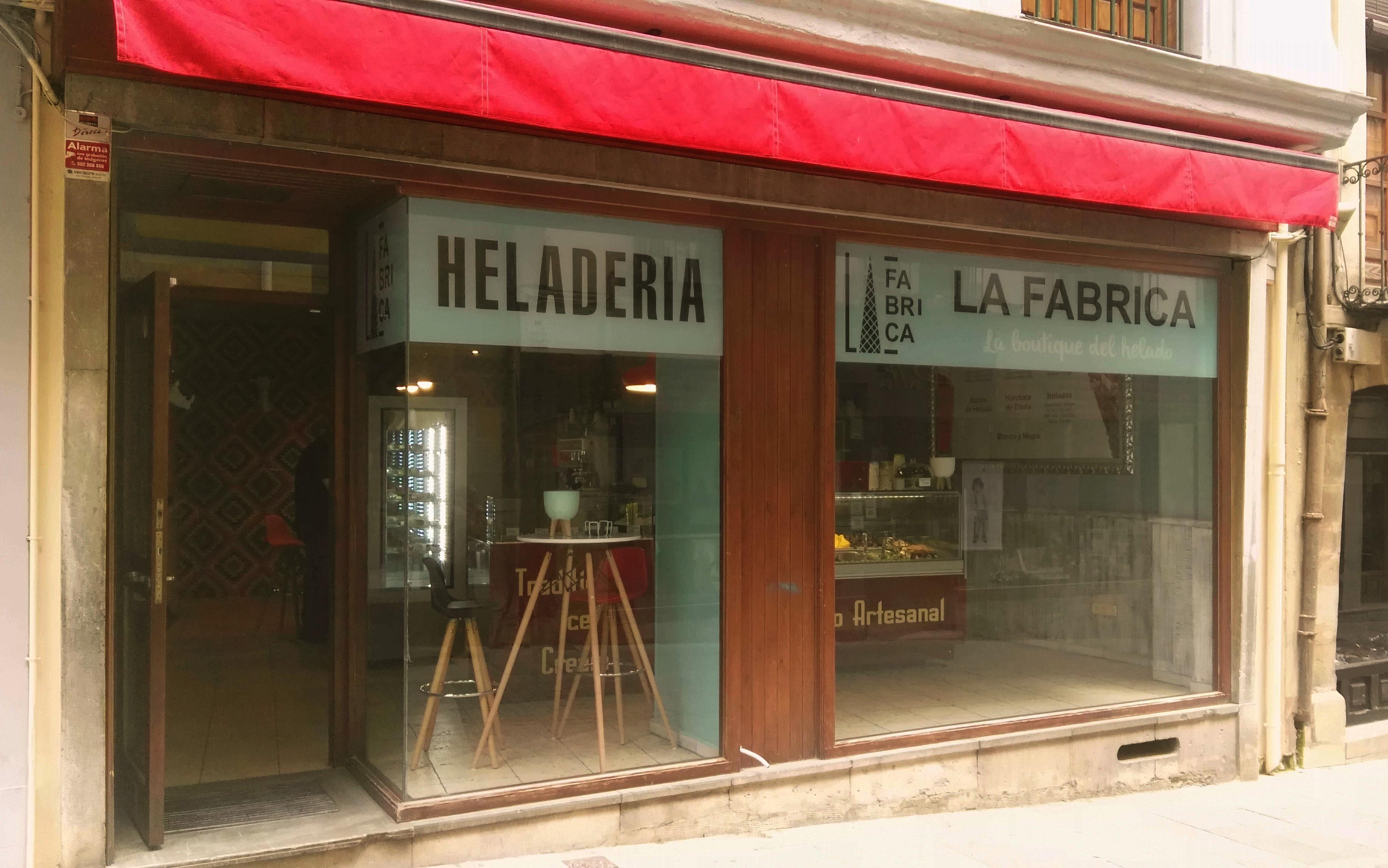 Heladeria La Fabrica