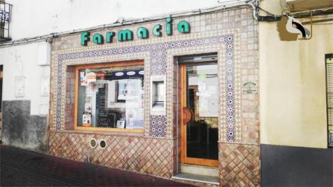Farmacia La Iruela