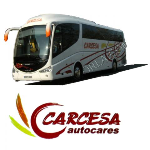 Autocares Carcesa (Cazorla)