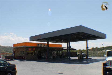 Gasolinera Quesada