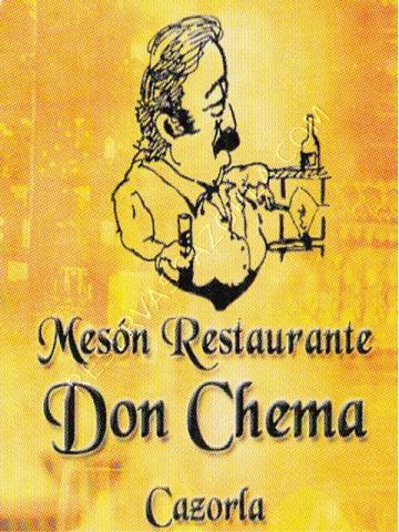 Mesón Don Chema en Cazorla