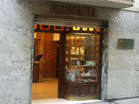 Farmacia Ernesto Vela (Cazorla)