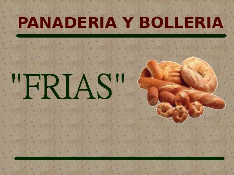 Panaderia Frias (Cazorla)