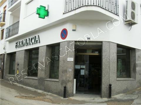 Farmacia Miguel Perez Salas (Chilluevar)