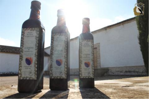 Aceite Torreón de Nubla