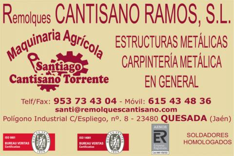 Santiago Cantisano Torrente (Quesada)