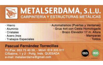 Metalserdama (Quesada)