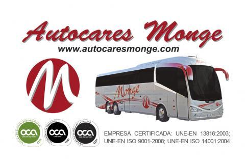 Autocares Monge (Pozo Alcón)