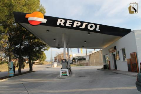 Gasolinera Peal