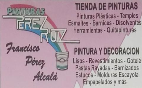 Pinturas Perez Ruiz
