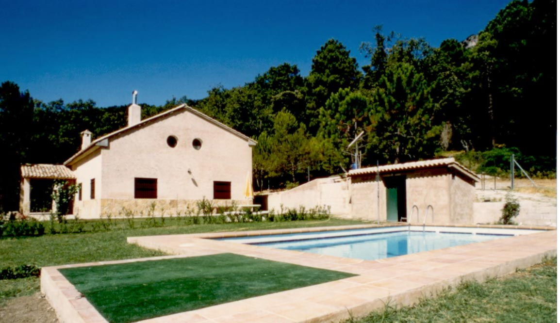 Casa Fuente del Roble (Arroyo Frio)