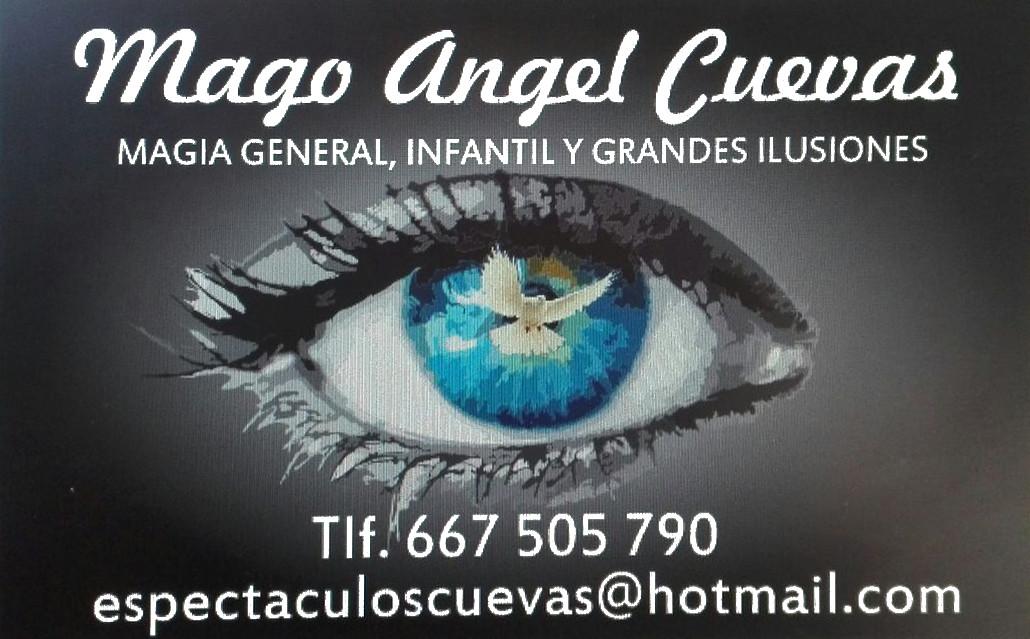 El Mago Angel Cuevas