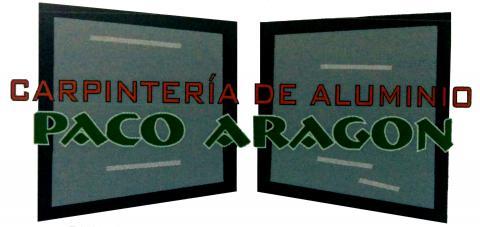Carpinteria de Aluminio Paco Aragón